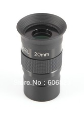 Cheap price New 1.25″ 1.25 Inch Plossl 20mm Multicoated eyepiece Lens 4 Astronomy Telescope
