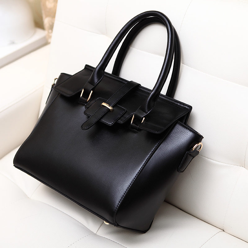 2016 new big European and American fashion classic font b handbag b font bag hand bag