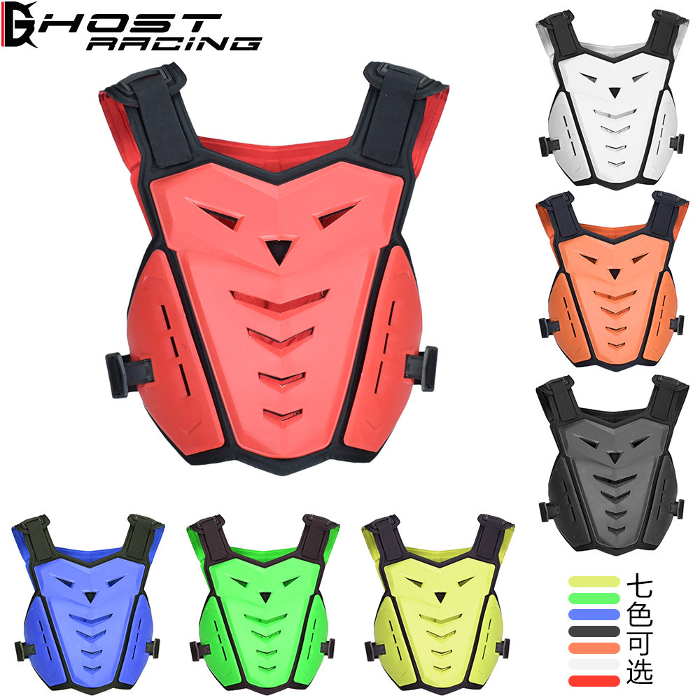 GHOST RACING  Motorcycle Armor Vest Motorcycle Protection Motorcycle Riding Chest Armor Motocross Racing Vest GHOST RACING  Motorcycle Armor Vest Motorcycle Protection Motorcycle Riding Chest Armor Motocross Racing Vest