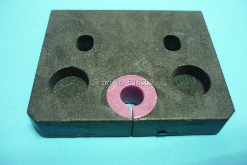 50*60mm Wasser Jet Panel/Wasser Spray Kühlplatte w/Keramik Düse, SSG ...