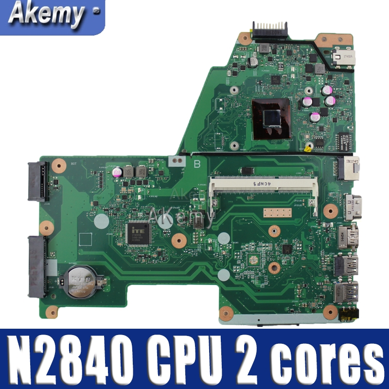 X451MA  laptop motherboard REV 2.1 For ASUS F451M X451M X451MA Mainboard DDR3 100% test N2840  CPU 2 coresX451MA  laptop motherboard REV 2.1 For ASUS F451M X451M X451MA Mainboard DDR3 100% test N2840  CPU 2 cores