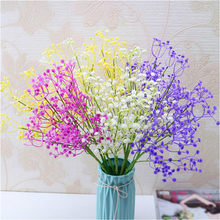 BRIDAY 1Pcs/lot Mini Natural Dried Flowers for Wedding Home Decoration DIY Craft Gifts Packing Flowers Photo Props@1(China)