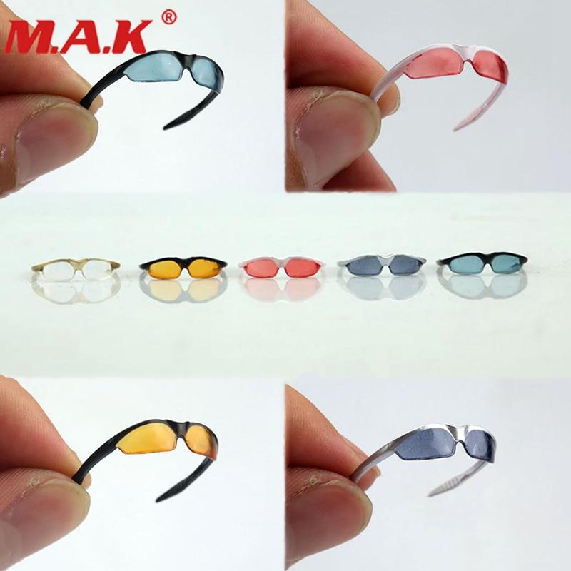"1:6 Scale The Avengers Hawkeye Black Sunglasses Glasses F 12/"" Male Action Figure"