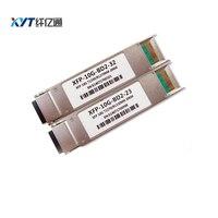1 pair 10G BIDI XFP 20km optic fiber transceiver T1270/R1330nm 10G SFP+ Module LC interface