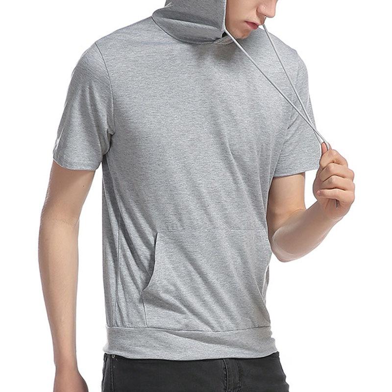 Summer Men Hoodies 5XL 6XL 7XL 8XL 9XL Bust 142cm Plus Size Loose 10 Colors Large Size Sweatshirts Men