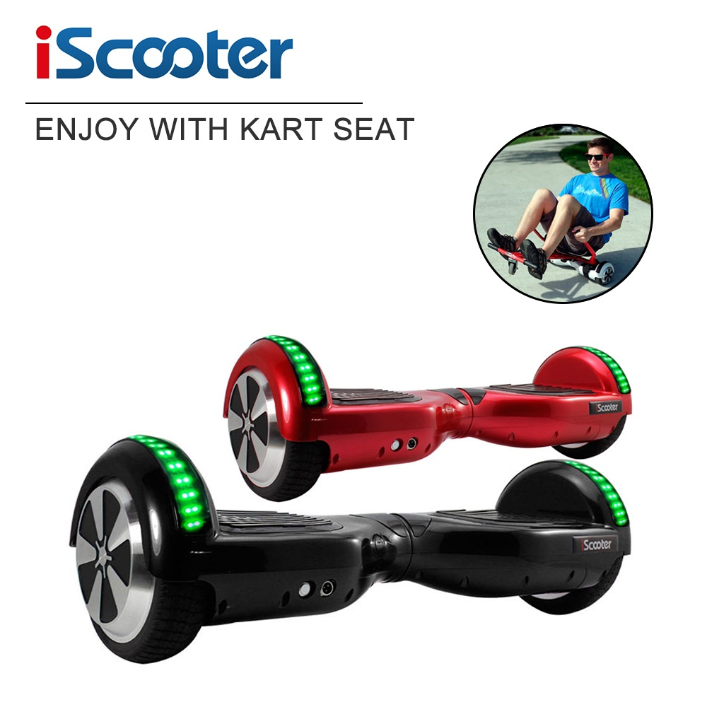 iscooter hoverboard 2 wheel self balance electric scooter. Black Bedroom Furniture Sets. Home Design Ideas