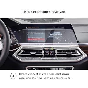 Image 2 - Ruiya 車用 X5 G05/X7 G07 2019 2020 12.3 インチ左ラダーナビゲーションセンタータッチディスプレイ画面の自動インテリア