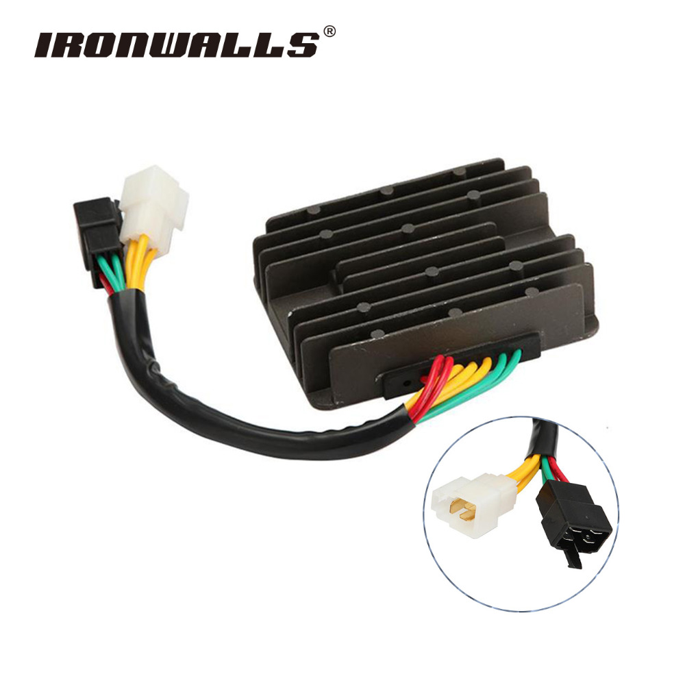 12v Motorcycle Voltage Regualtor Rectifier For Ducati Monster 600 996 Wiring Harness 620 696 796 748 Multistrada 1000 Hypermotard 1100 750 S4rs In Motorbike Ingition From