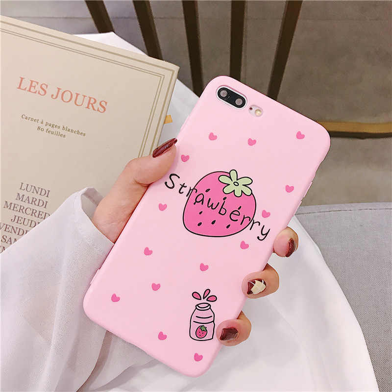 Cute Cartoon Case for Huawei P20 lite Nova 4 3i 2s Phone Case Honor 8X 7X 9 10 Lite Honor 7C Nova 3 Soft Cover Patterned Capa