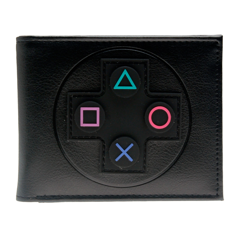 Nintendo NES Classic Controller Bifold Wallet playstation purse DFT-1919 batman bifold wallet dft 13010