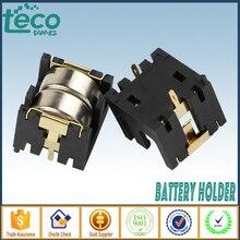 5Pcs/lot AG13/LR44 Button Cell Battery Socket Holder Plastic Case TBH AG13 B