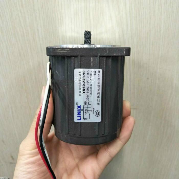 Linix Motor YN60-220-10 220V 3 Lines 10w