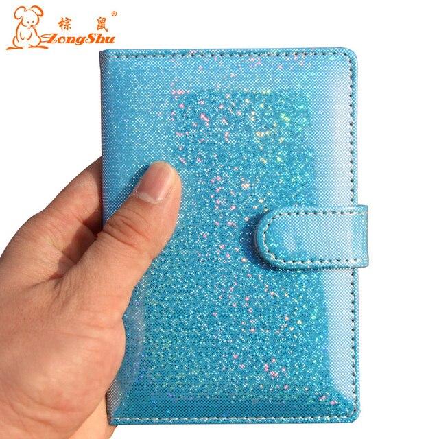 Zongshu лакированная кожа PU паспорт сумки ID путешествия Обложка для паспорта, паспорт Обложка карты Чехол (настроить доступны)
