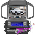 Car DVD GPS Navigation for Captiva 2006 Radio DVD Stereo Audio TV Bluetooth RDS MP4  Phonebook AUX Ipod Multimedia