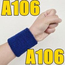 Q3 BA106 темно-синий стиль наручный набор рукав впитывающий Пот спортивное полотенце защита запястья BA 106