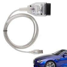 Obd k + d-can diagnose kabel usb auto-code-scanner werkzeug für bmw 1 3 5 6 7 x Z mini
