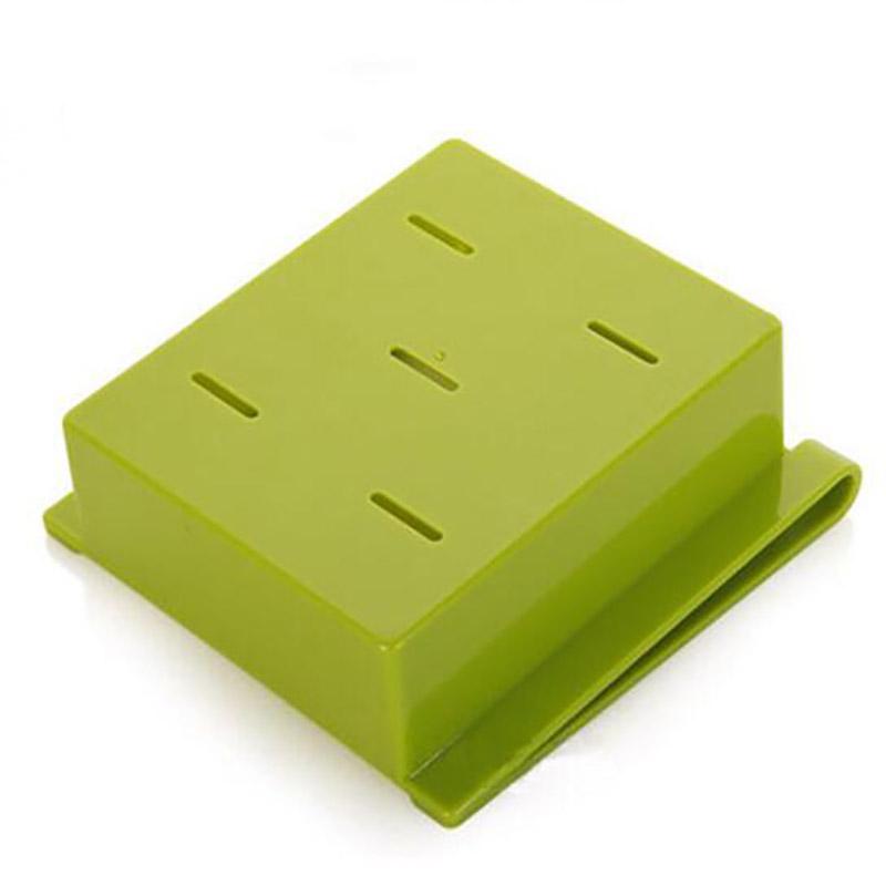 Economic refrigerator storage box fresh spacer layer storage rack creative kitchen supplies twitch type drawer 6