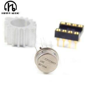Image 2 - LME49710HA واحدة مضخم التشغيل 1CH lme49710 من المرجع أمبير رقاقة IC مكبر للصوت وحدة
