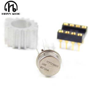Image 2 - LME49710HA single เครื่องขยายเสียง 1CH lme49710 op amp ชิป IC เครื่องขยายเสียงโมดูล