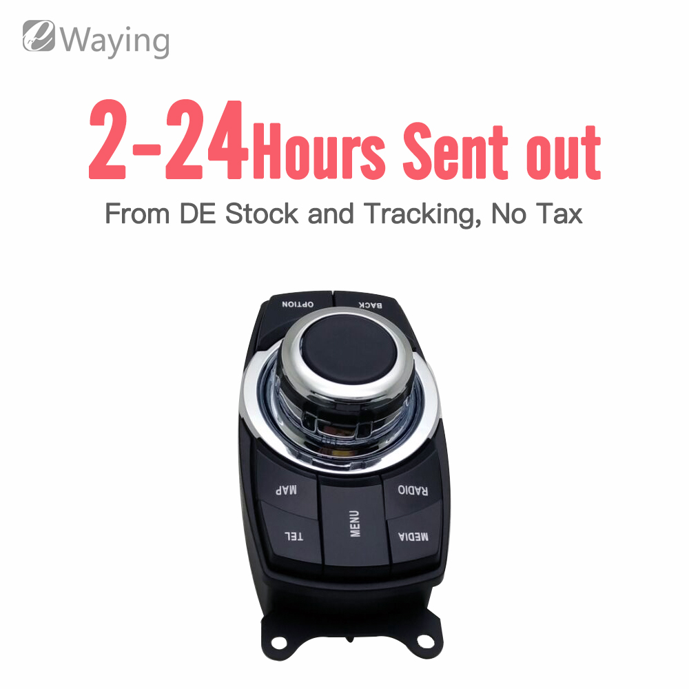 Ewaying Car Idrive controler for BMW X1 ( this button only work for our own device, so please ask before you pay) our very own dog