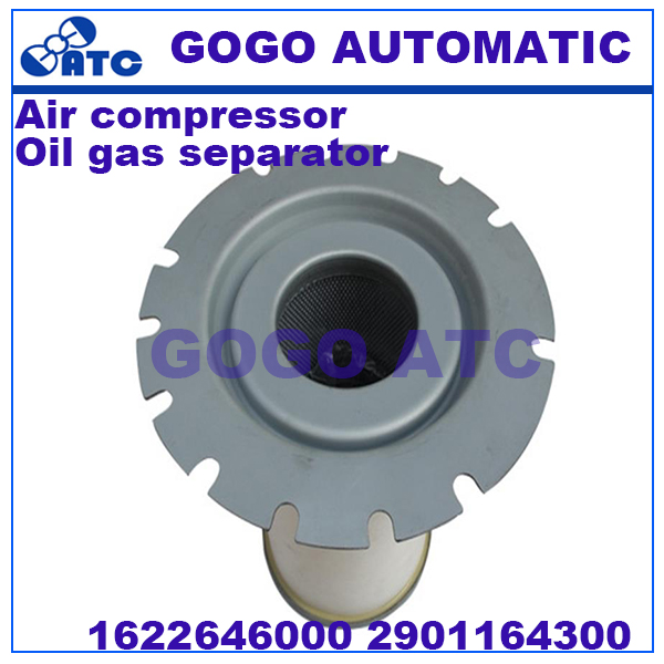 High quality Oil gas separator 1622646000 2901164300 Screw Air compressor maintenance accessories Three filters air compressor-in Pneumatic Parts from Home Improvement    1