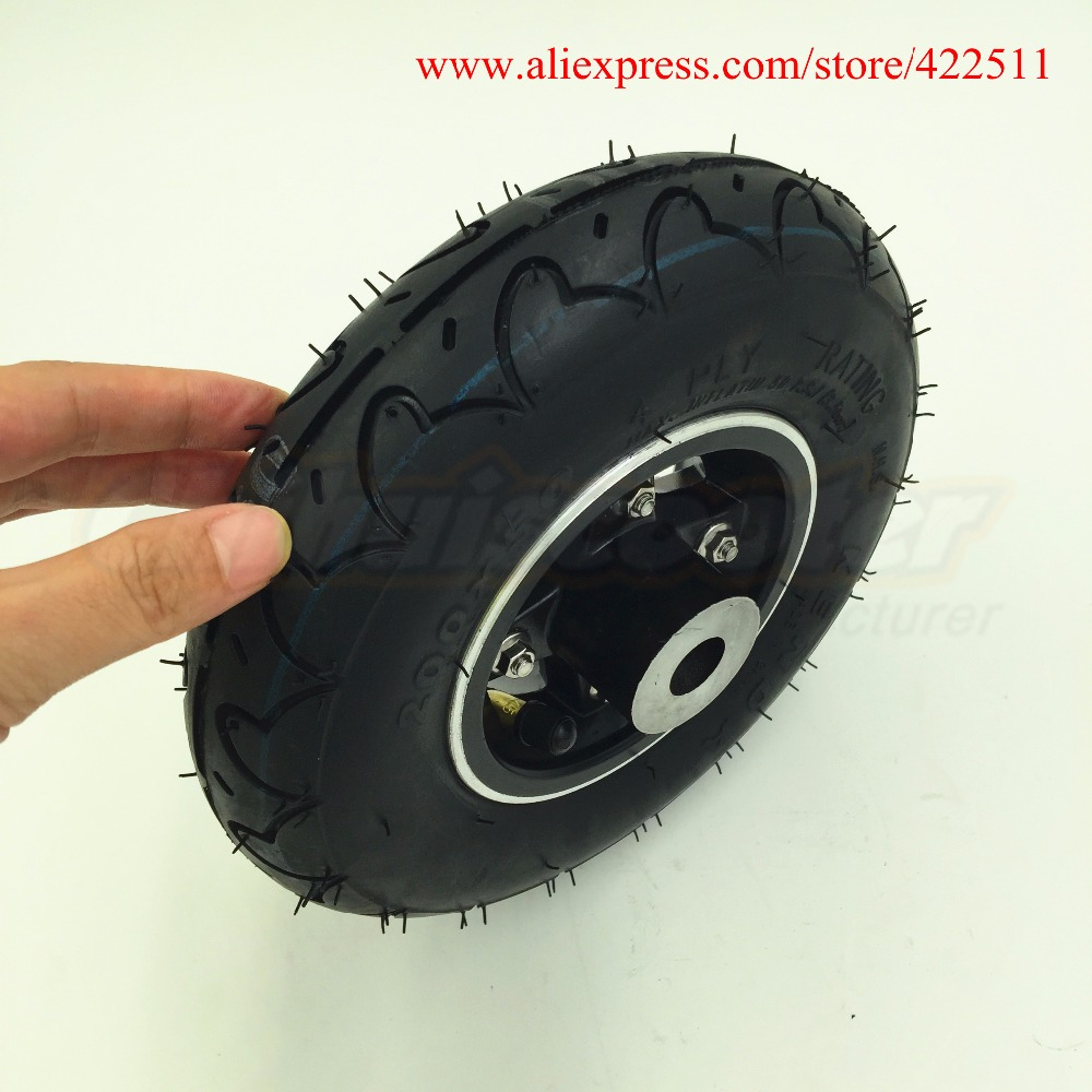 Hight Quality 8 inch Scooter Front Wheels 200*50 Kids Scooter Front Wheel with Aluminium ...