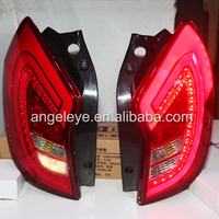 2011 2013 Year For Ssangyong Korando C LED Tail Lights Rear Lamps WH