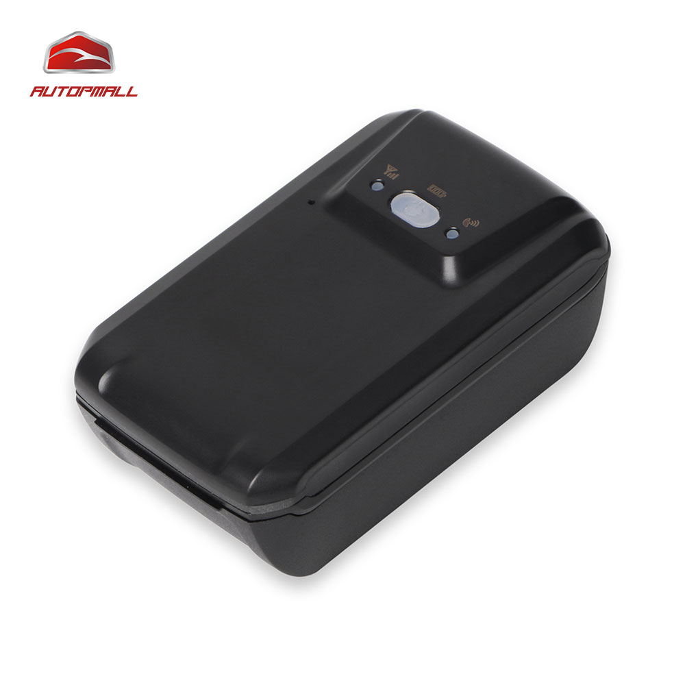 Gps Tracker Gtc Track Car Vehicle Tracking Device Mah Battery Powerful Magnet Voice Monitor Gps Lbs Locating Anti Theft