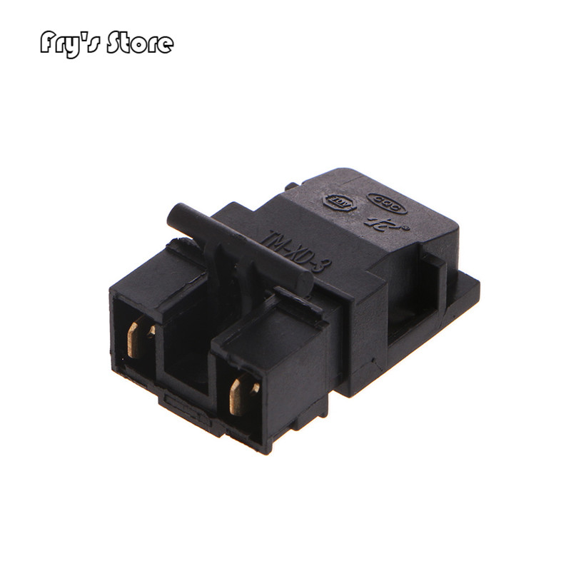 2018 New Arrivals 1 Pcs Thermostat Switch TM-XD-3 100-240V 13A Steam Electric Kettle Parts For Dropshipping