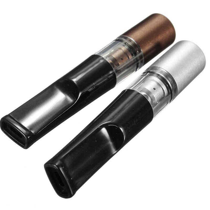 1 paire 2PC fumer tuyaux Super nettoyage réutilisable tabac Cigarette filtre réduire la pierre de support de goudron, nouveau ensemble réutilisable