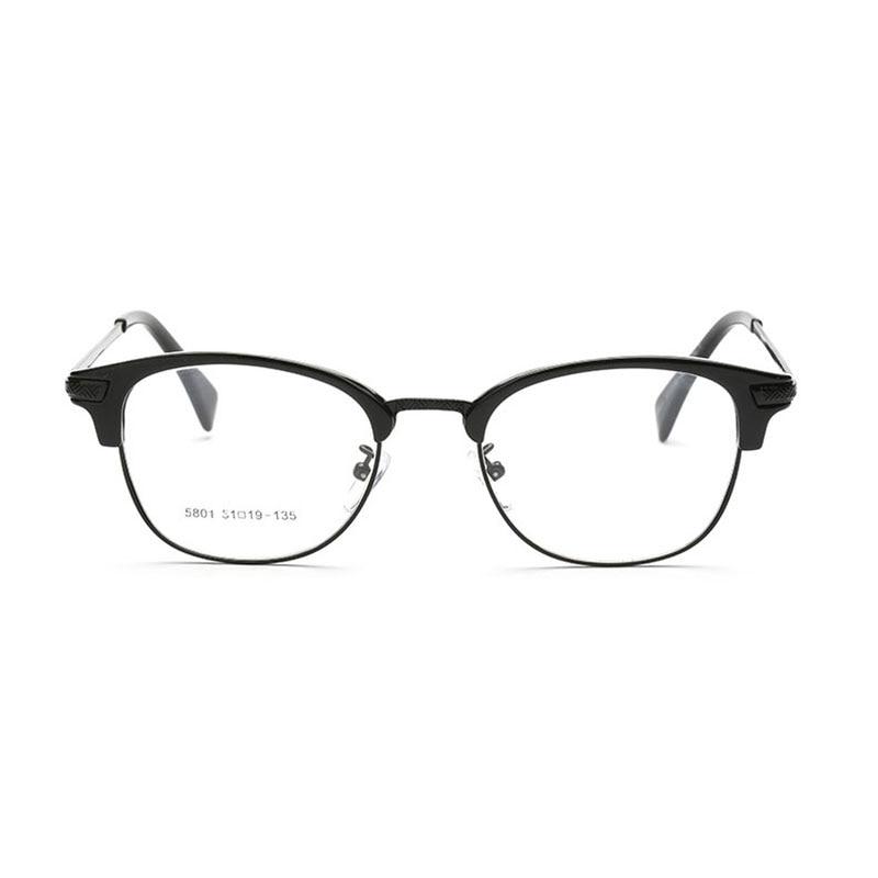 Browline full RIM óptico ojo Gafas Marcos para hombres y mujeres ...