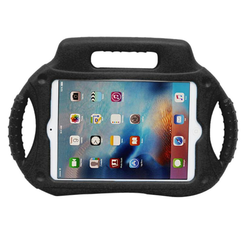 Reliable Multifunction Kids Shock Proof Handle Protective Case For iPad mini 1 2 3 4