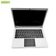 Bben N14W ноутбук Windows 10 Intel N3450 Quad Core 4 ГБ Оперативная память 64 г EMMC M.2 SSD HDMI Тип c Wi-Fi BT4.0 14.1 ноутбуки ноутбук серебро