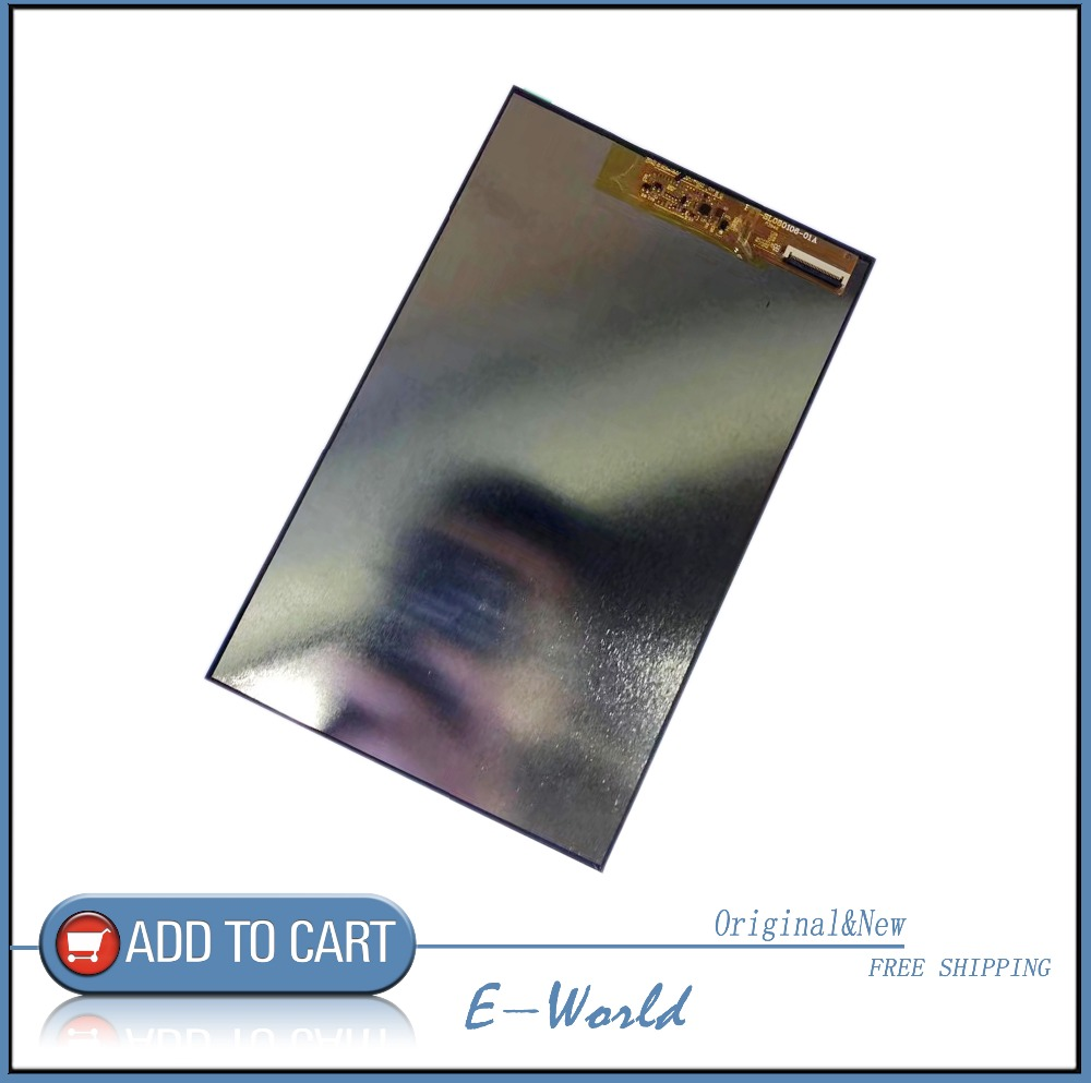 Original 8inch LCD screen PFB-SL080106-01A SL080106-01A SL080106 for tablet pc free shipping