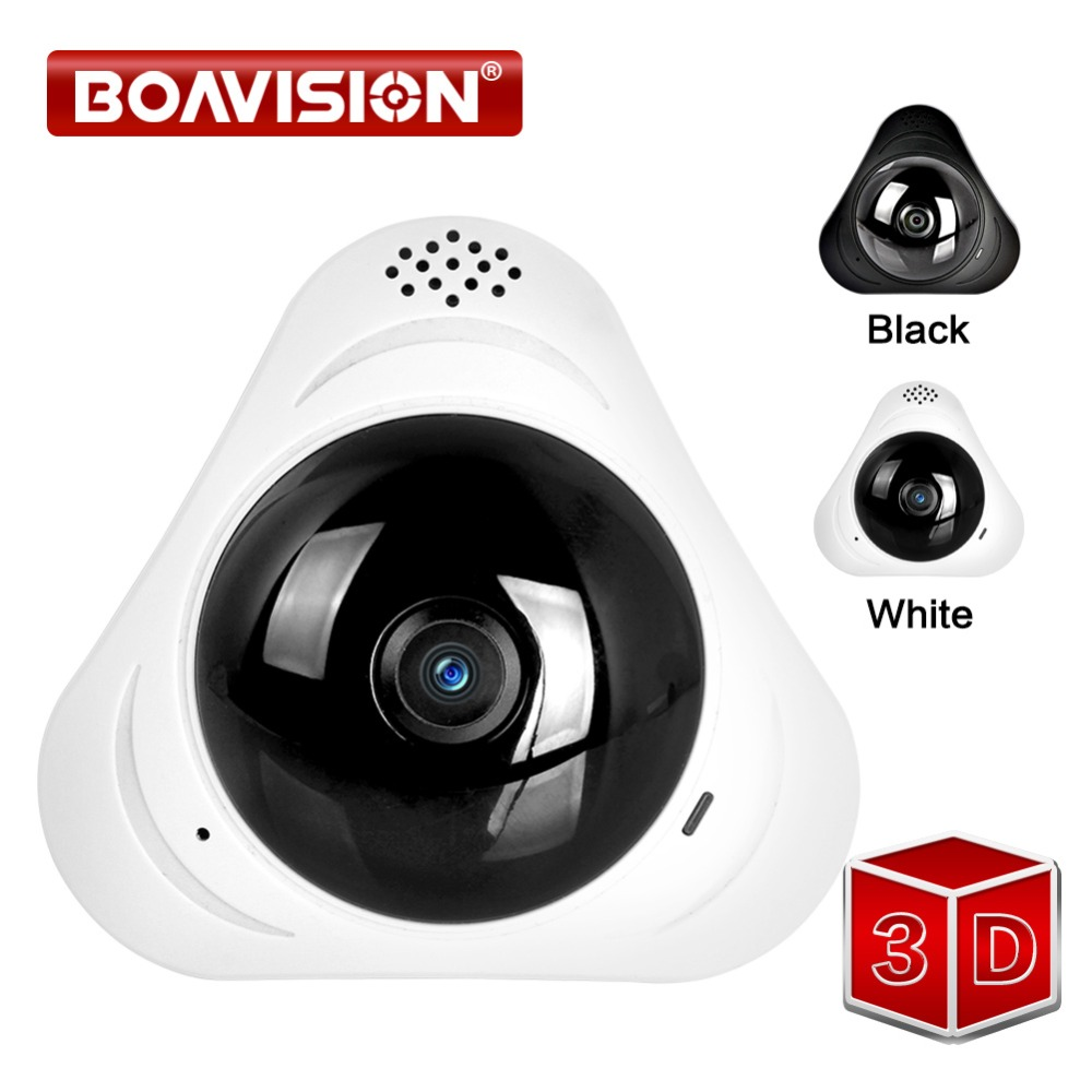 1.3MP 960P Smart Cam Two Way Audio 360 Degree WIFI IP Camera Home Security CCTV WI-FI Camera Android Panorama 3D VR Baby Monitor1.3MP 960P Smart Cam Two Way Audio 360 Degree WIFI IP Camera Home Security CCTV WI-FI Camera Android Panorama 3D VR Baby Monitor