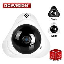 1.3MP 960 P Smart Cam двухстороннее аудио 360 градусов wifi ip-камера Домашняя безопасность CCTV Wi-Fi камера Android Panorama 3D VR детский монитор