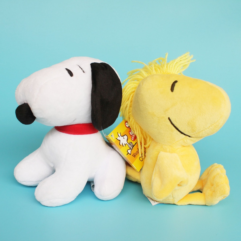 Snoopy And Woodstock Dog Toys