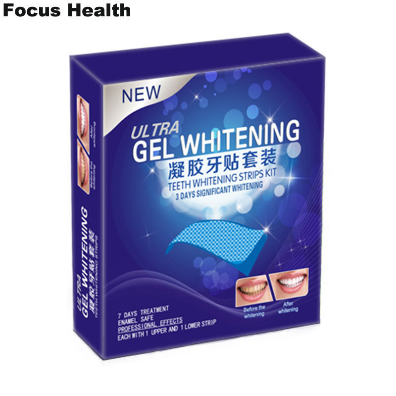 Cost effective Professional Teeth Whitening Strips 14
