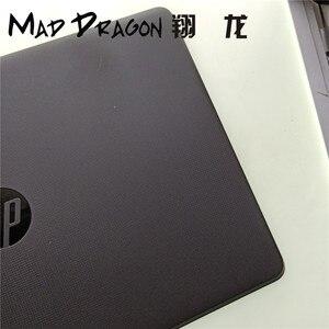 Image 3 - Совершенно новый брендовый ЖК чехол бренда MAD DRAGON, задняя крышка ЖК дисплея для HP 15T BR 15T BS 15Z BW 255 G6 929893 001 AP2040002H0, черный корпус