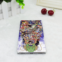 Naruto One Piece Transparent Case Cover For Huawei