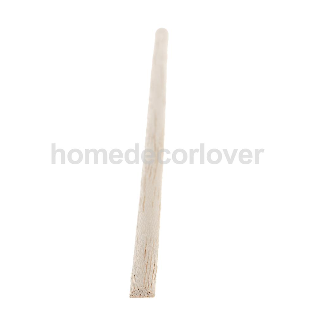 Unfinished wood craft pieces - 10 Pieces Balsa Wood Unfinished Wood Craft Semi Circle Stick Dowels Rod In Party Diy Decorations From Home Garden On Aliexpress Com Alibaba Group