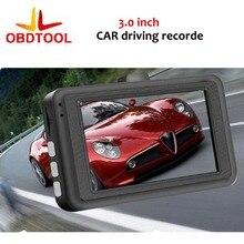 ObdTool H20 HOT Sale 140 Degree Car Dvr Video Recorder Camera Full HD 1080P 3.0″ lcd HDR G-sensor Dash Cam 15% OFF