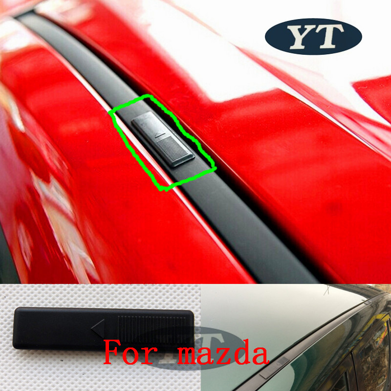 4PCS Free Shipping Car Accessories Automobiles For Envio Gratis Mazda 3 Mazda 6