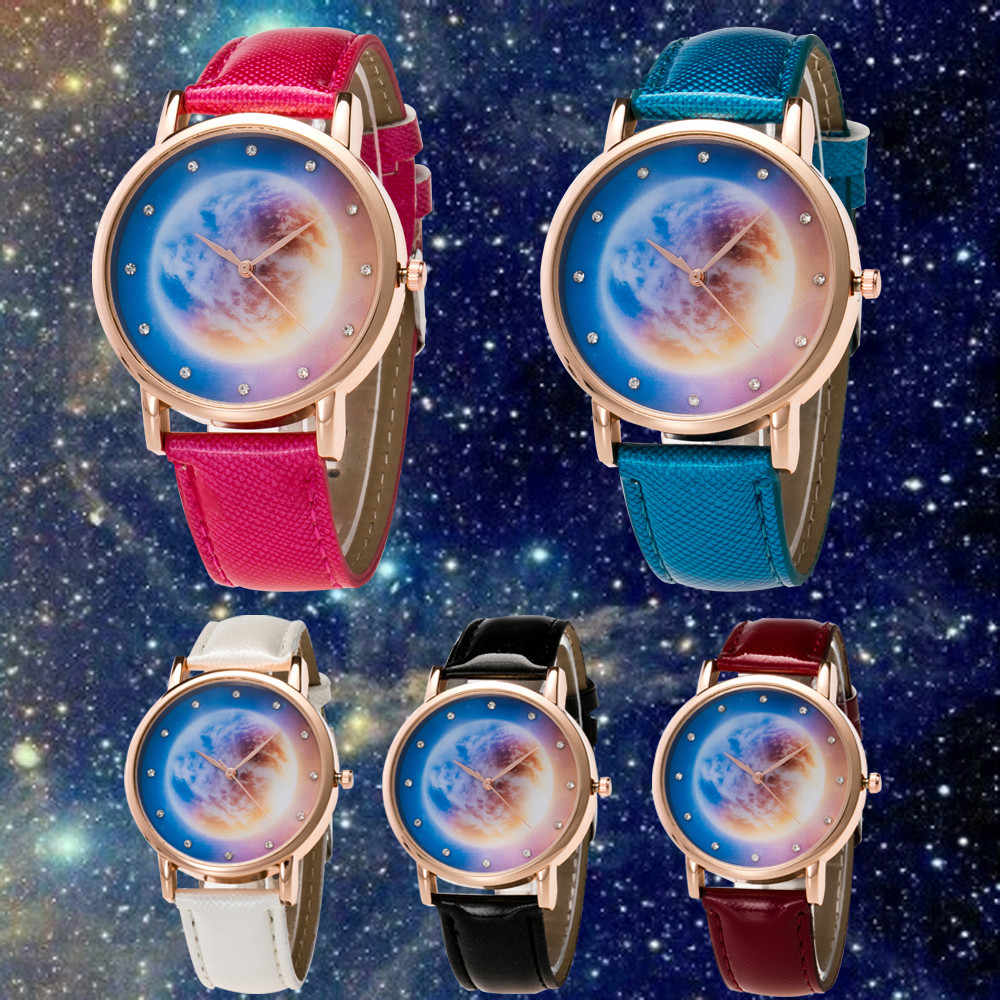 ac491b6e Необычные женские химические элементы повседневные кожаные аналоговые  кварцевые часы модные женские повседневные часы оптом наручные часы