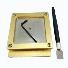 For Antminer Tin Tool for S9 S9J Hash Board Repair Chip Plate Holder Tin Fixture BM1387