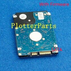 Q6659 dysk twardy z Firmware dysk twardy dla HP designjet Z3100 Z3100ps kompatybilny nowy w Części drukarki od Komputer i biuro na