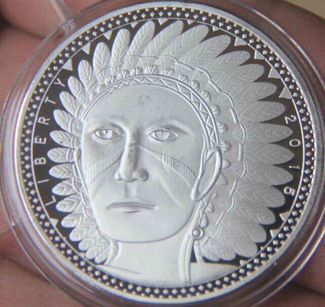 2017 New North American Union Nau Commemorative Coins Medal Uk Usa Russia