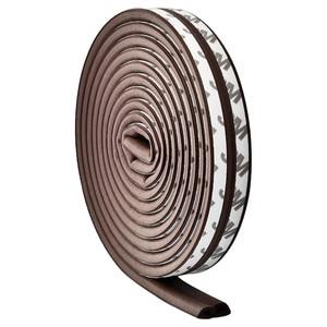 10 м Тип Дип самоклеящиеся дверные уплотняющие полоски само клеящаяся оконная пена ветер Водонепроницаемый пыле звук теплоизоляционные инструменты