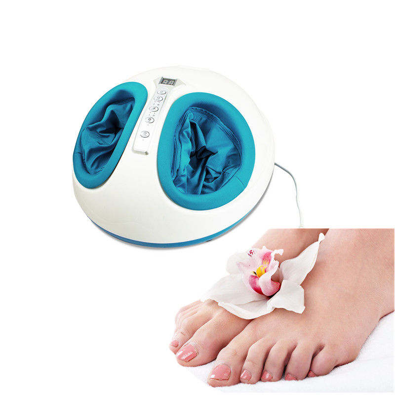 2017 NEW Arrival [ Foot Massager ] Rolling Kneading Air Pressure Heating Shiatsu new