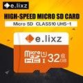 Е. lixz 100% Реальная Емкость Карта Micro Sd Карты ПАМЯТИ Класса 10 Карты памяти картао де Memoria Подарок SD Адаптер Чтения Карт памяти